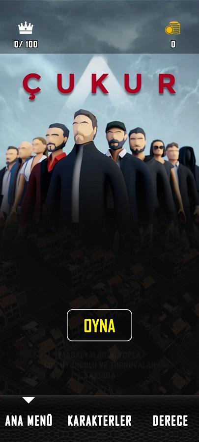 Screenshot of Çukur Apk Download