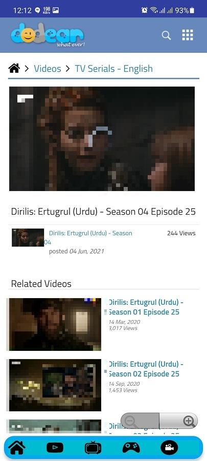 Screenshot of Dodear Download