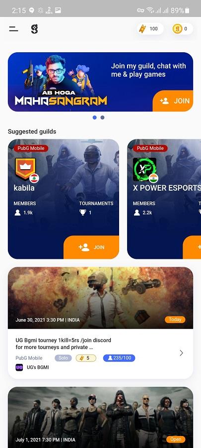 Screenshot of Game.TV Download