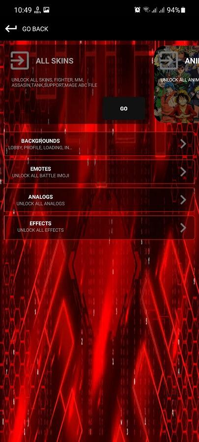 Screenshot of IZEN Patcher Injedtor