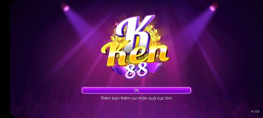 Screenshot of Ken88