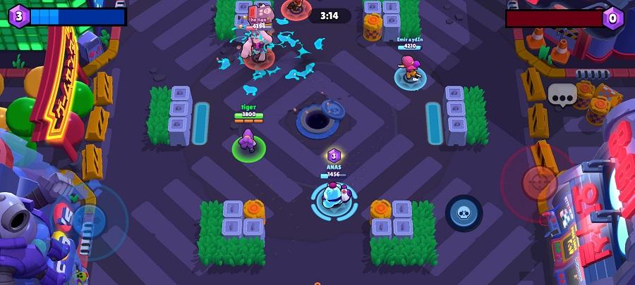 Screenshot of Nulls Brawl Buzz Apk Download