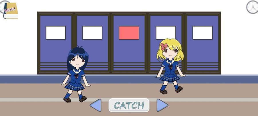 Screenshot of Open Closet School Girl Game Android