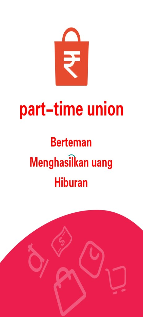 Screenshot of Part Time Union Android