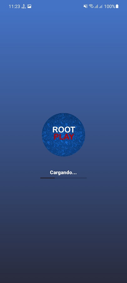 Screenshot of Root Play Android