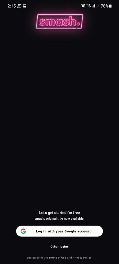 Screenshot of Smash Apk