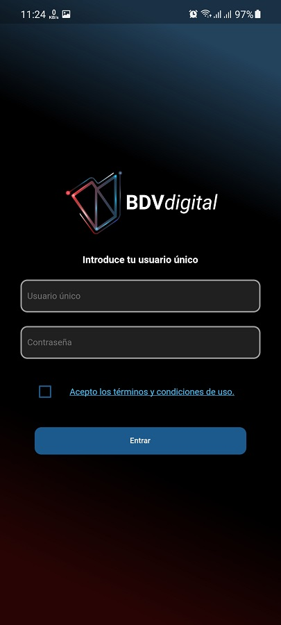 Screenshot of BDV Digital Android