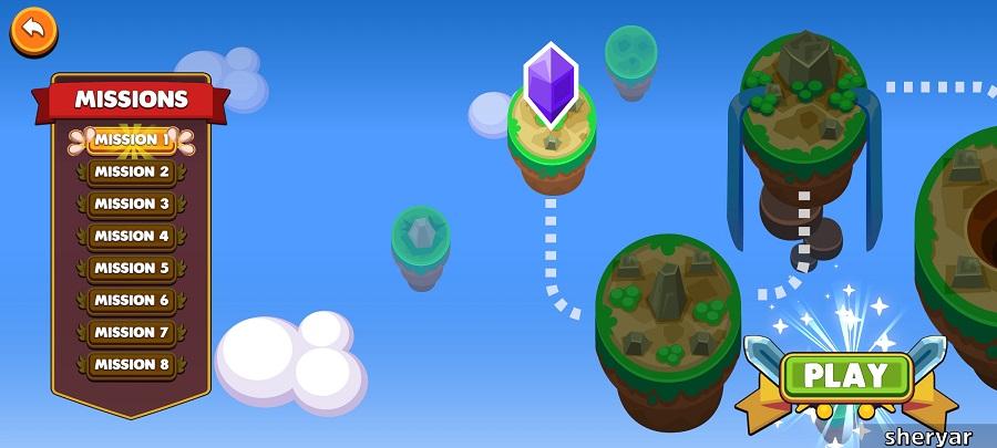 Screenshot of Dragonary App