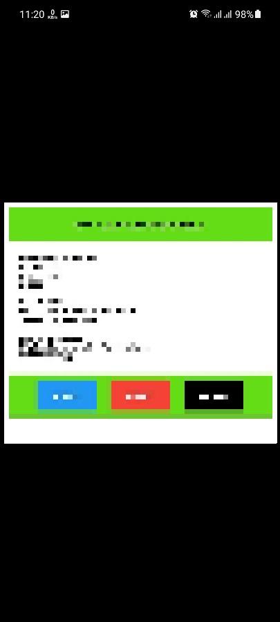 Screenshot of EMZET DARK VIP Download