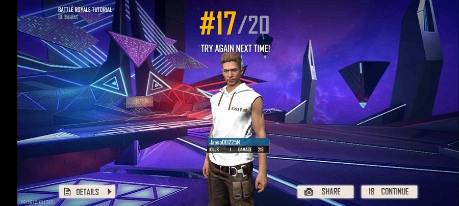Screenshot of Hack FF OB29 Game