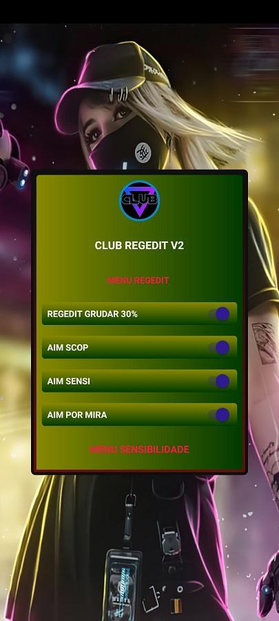 Screenshot of REGEDIT APELONA Android