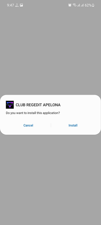 Screenshot of REGEDIT APELONA Apk