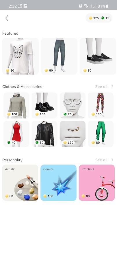 Screenshot of Replika Romantic Partner Apk Download