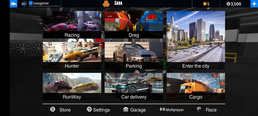 Screenshot of Sport Car 3 Apk OBB