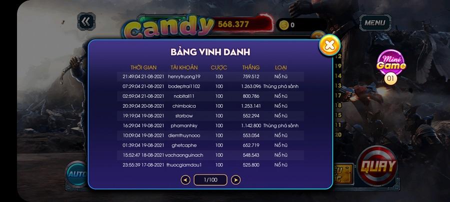 Screenshot of VIP79 Download