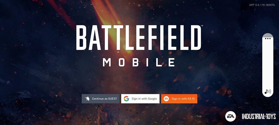 Kiekie van BattleField Mobile Game