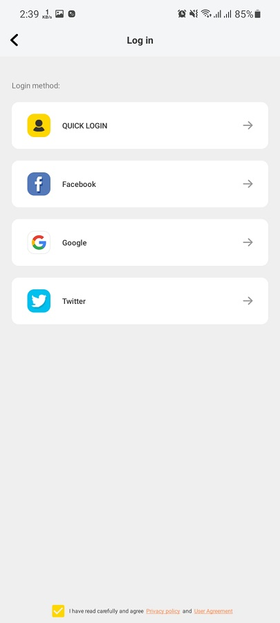 Screenshot of Blockman Go Adventures App