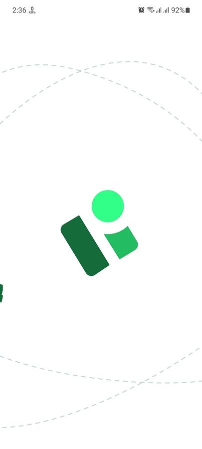 Screenshot of IPasen Android