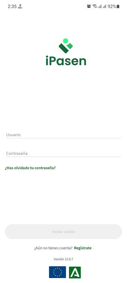 Screenshot of IPasen Download