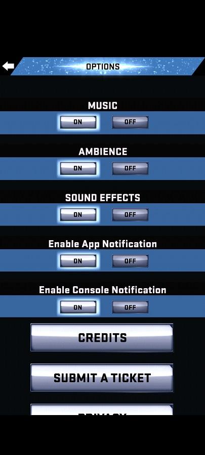 Screenshot of MY NBA 2K22 App