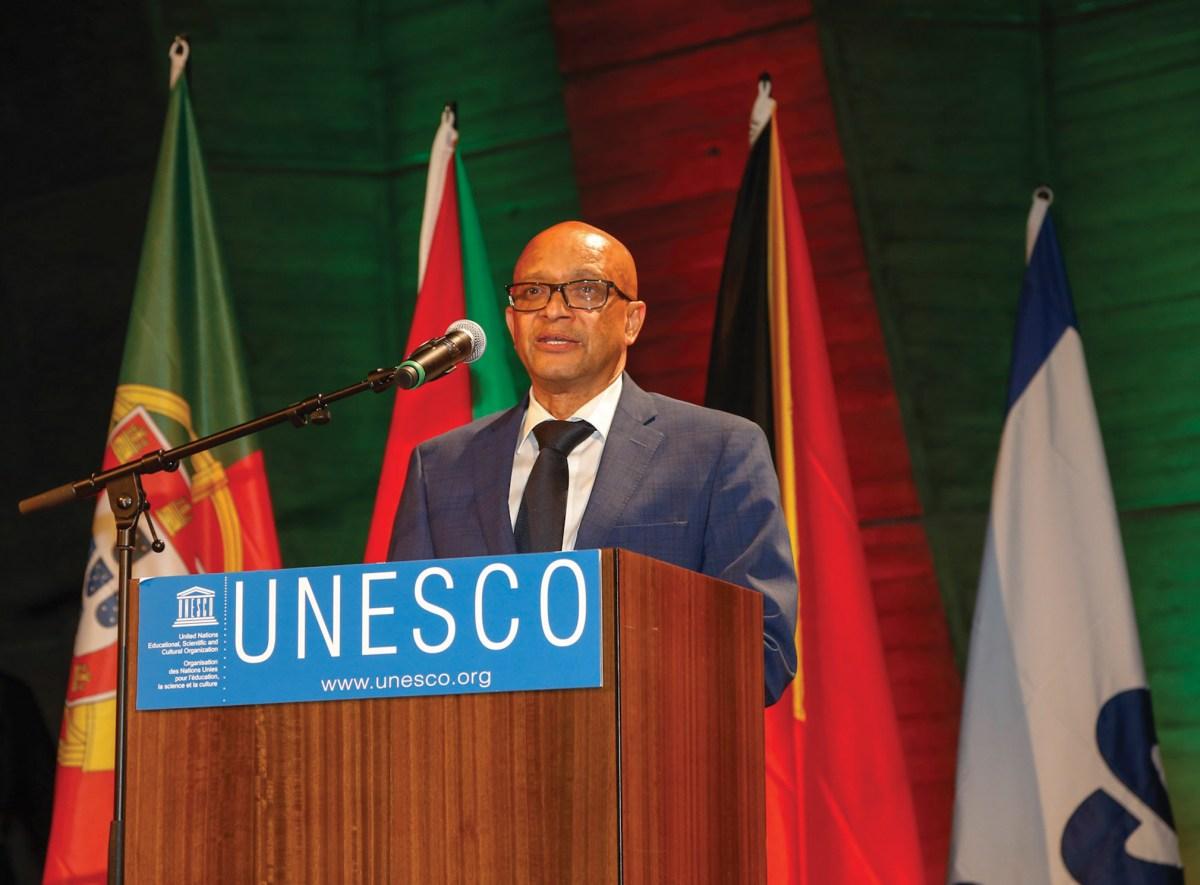 Hércules Cruz, Embaixador de Cabo Verde em França
