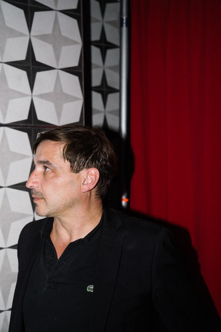 Jorge Dias at the Mod Club, Toronto