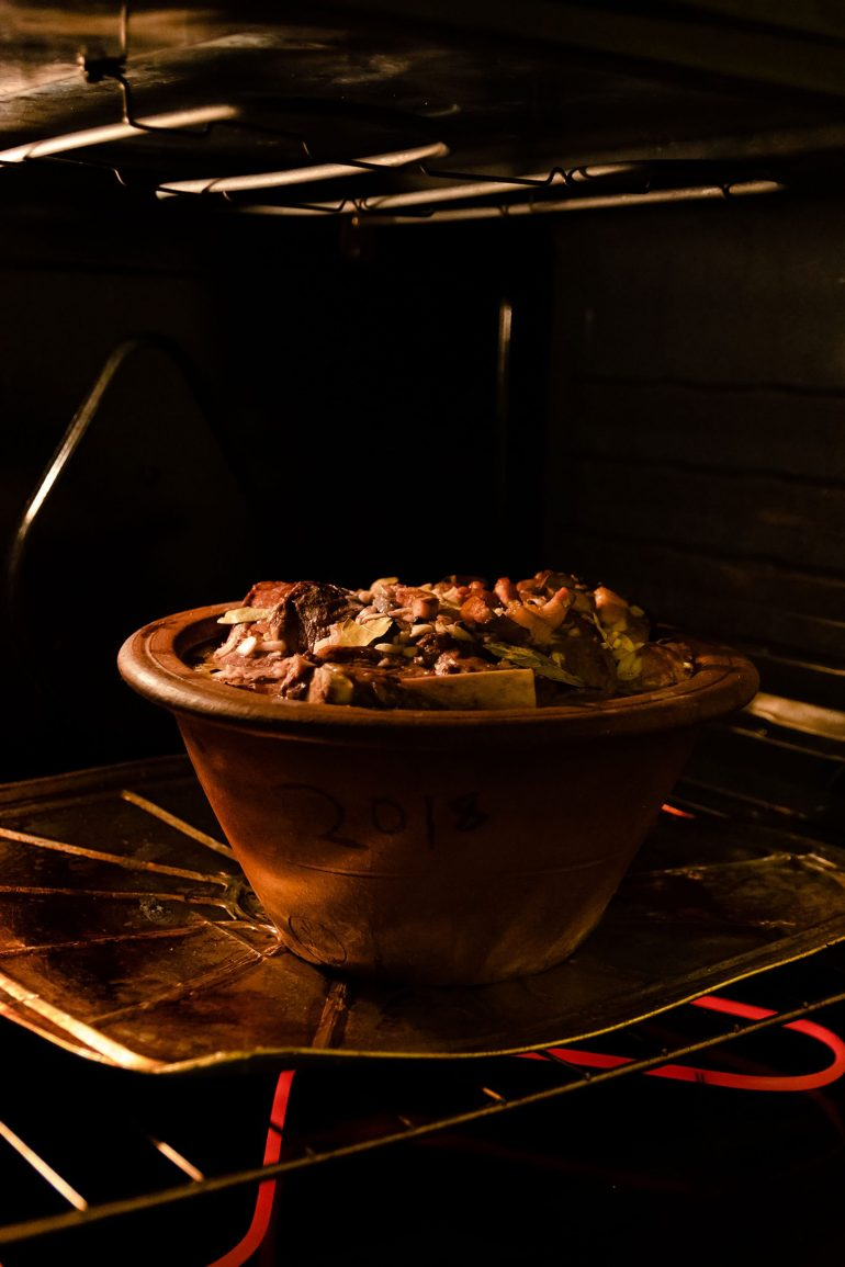Alcatra in oven