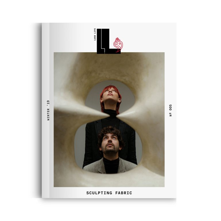 Luso Life-issue 005 front cover