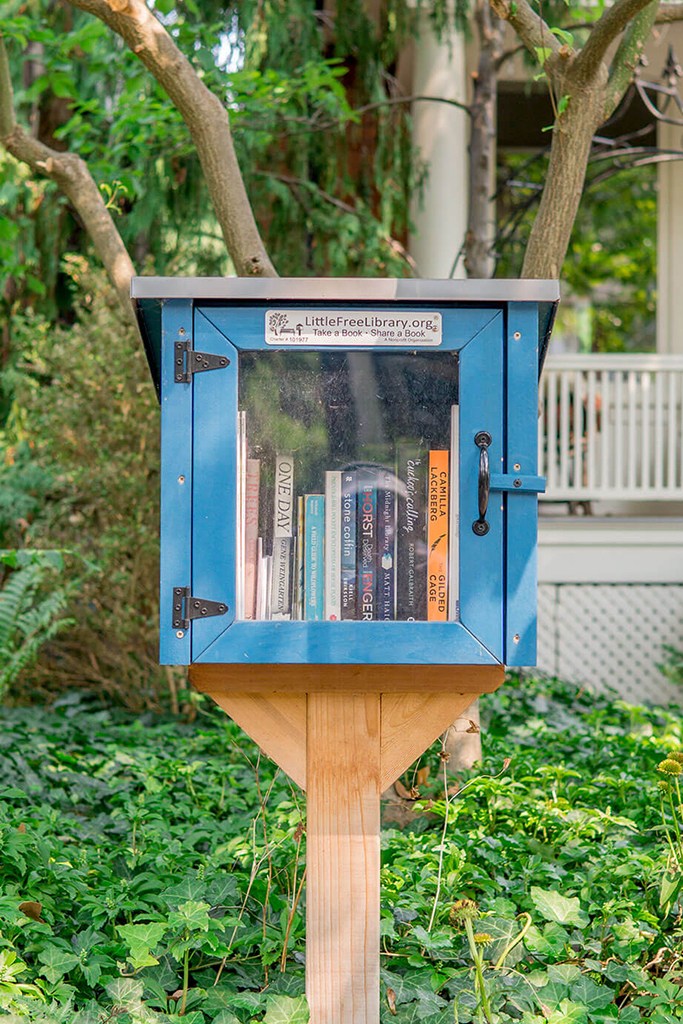The Beaches Little Library