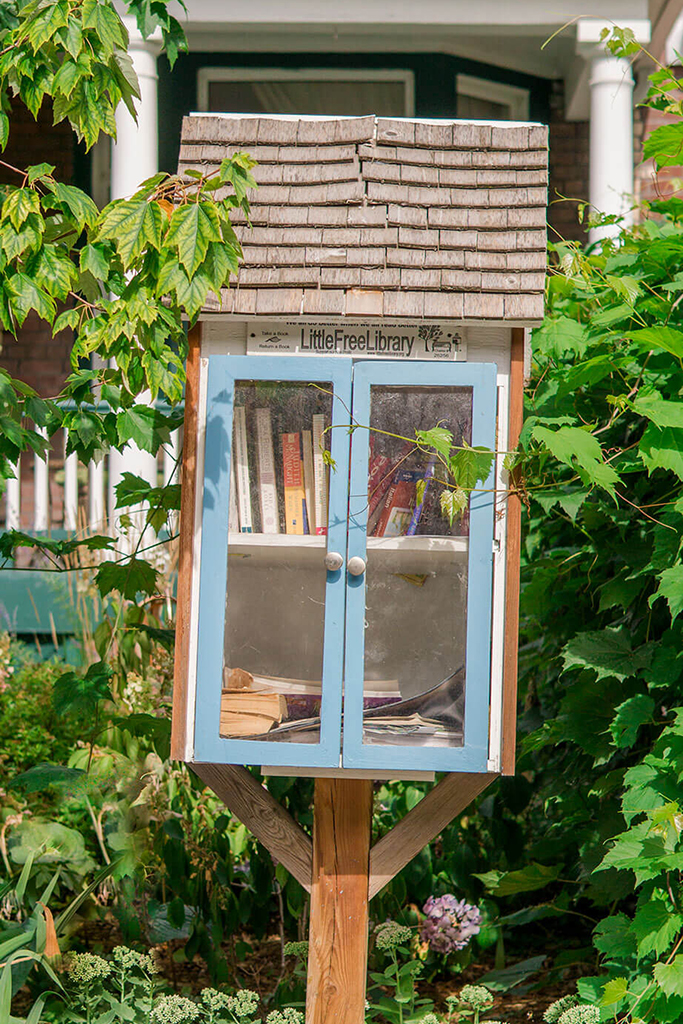 koreatown Little Library