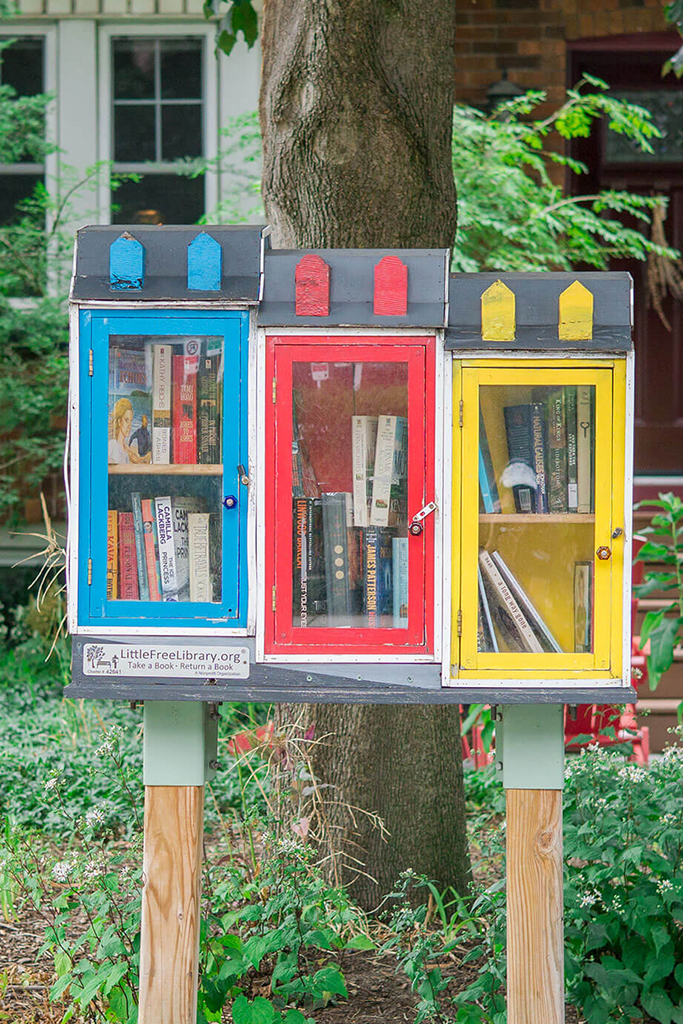 runnymede little-library