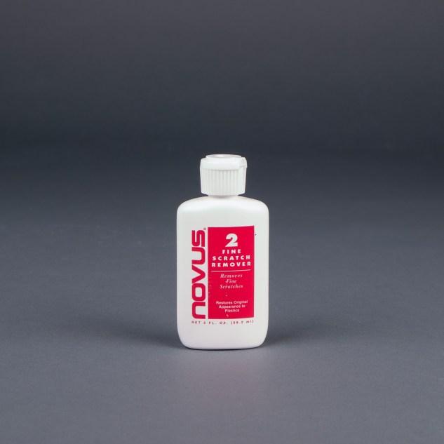 Novus Plastic Polish No. 2 Fine Scratch Remover 2oz