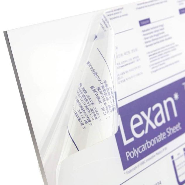Lexan Polycarbonate Sheets at Lustercraft