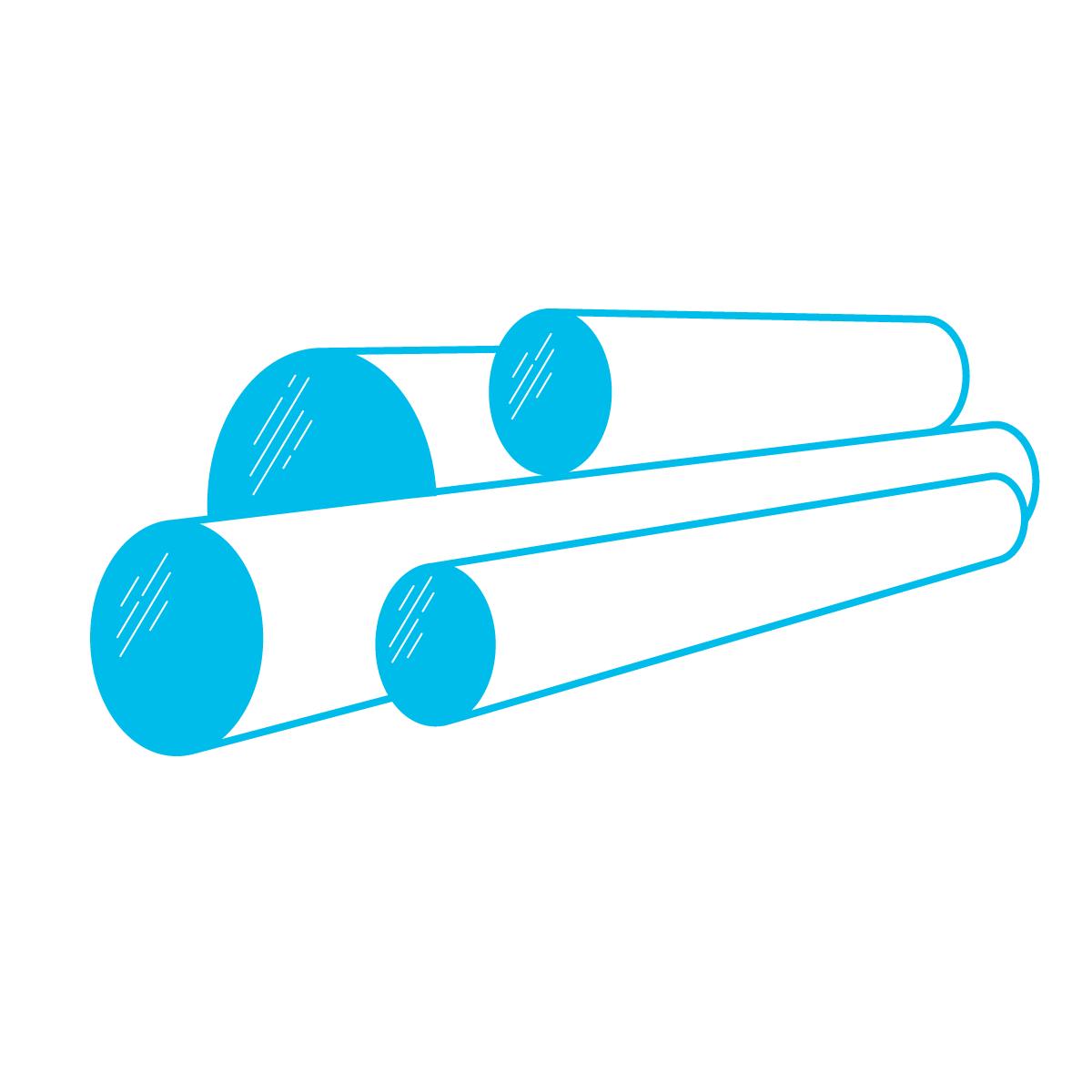 Lustercraft Plastics Plastic Rod