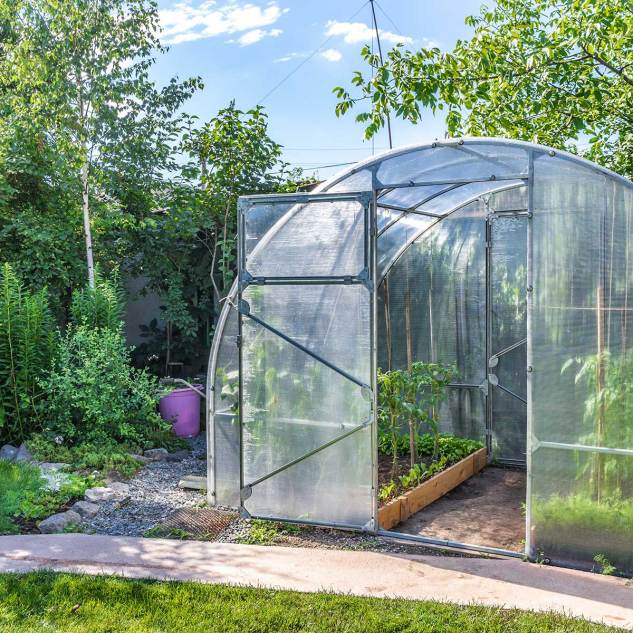 Twinwall Polycarbonate Greenhouse Panel