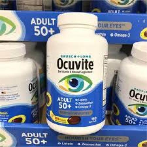 Ocuvite Medication, Be Good to Your Worthy Eyes with Ocuvite Medication for Enriched Vitamins