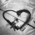 Happy Valentines whips and floggers