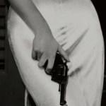 tough mistress with a gun