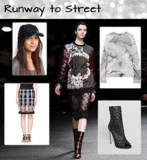 Runway to Street – How to Make Catwalk Looks Wearable