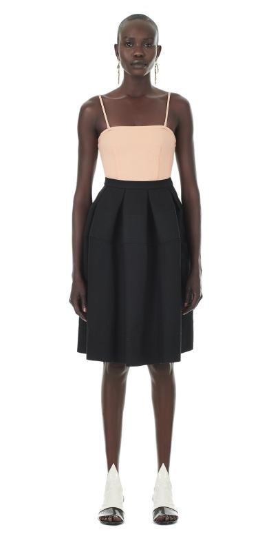 Balenciaga Balloon Skirt
