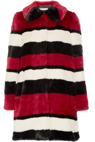 alice-olivia-kinsley-oversized-striped-faux-fur-coat