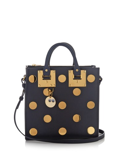 sophie-hulme-albion-square-polka-dot-embellished-leather-tote