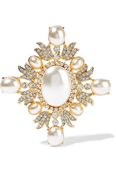 kenneth-jay-lane-gold-plated-crystal-and-faux-pearl-brooch