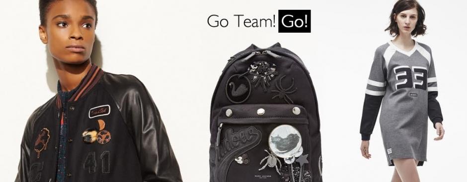 Go team! Go! 1