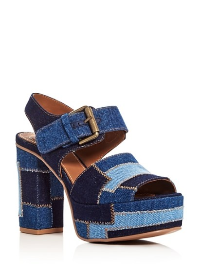See by Chloe Denim Platforms