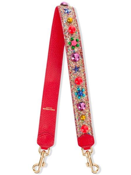Dolce & Gabbana Glitter Bag Strap