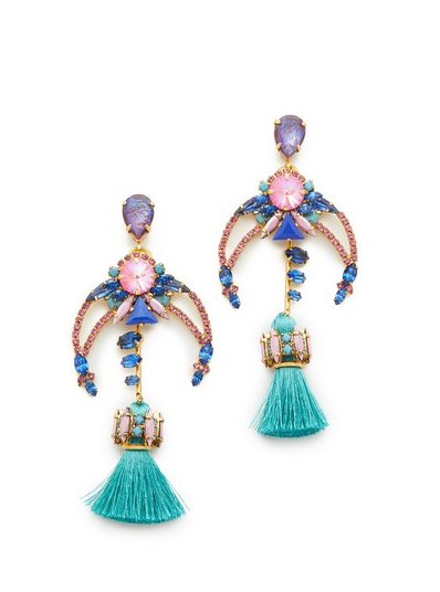Elizabeth Cole earrings