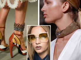 Catwalk Cues: Opulent Accessories Right Off the Runway
