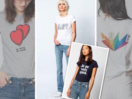 Express Yourself: Speak Your Mind With These Fashion Tees