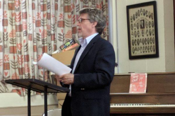 Professor Marco Kempff - Encuentro 2018